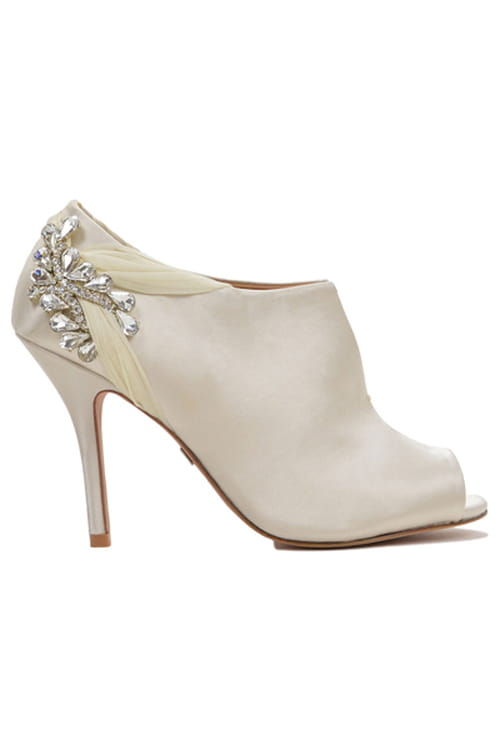 جديد احذية العروس ماركة بادجلي ميشكا Badgley Mischka
