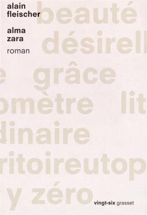 Alma Zara d'Alain Fleischer : les mots pour le dire