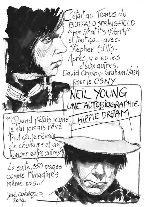 Neil Young : Hippie Dream