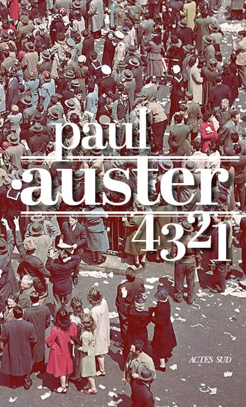 4, 3, 2, 1... le faux compte à rebours de Paul Auster