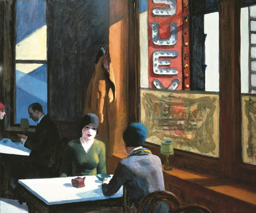 Edward Hopper au Grand Palais : l'exposition qui fera date !