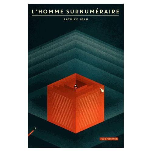 Patrice Jean,L'Homme surnuméraire : Un livreromain