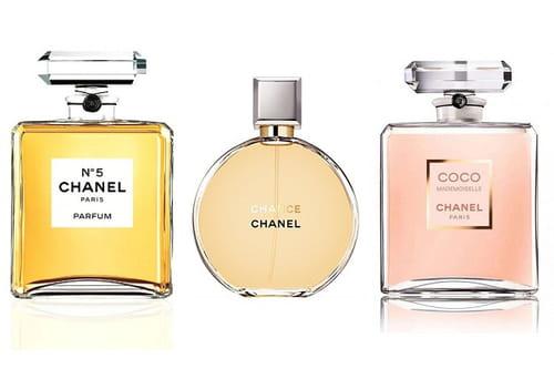 38cd6ef69 أفضل 7 عطور نسائية من شانيل Chanel