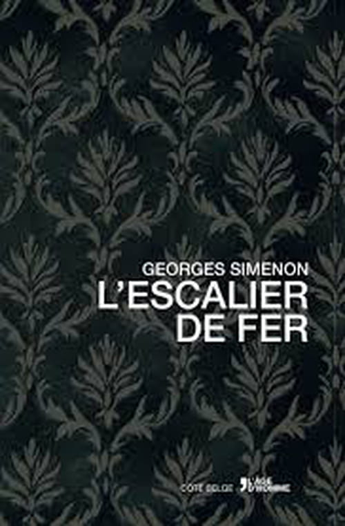 Georges Simenon : dur comme fer...