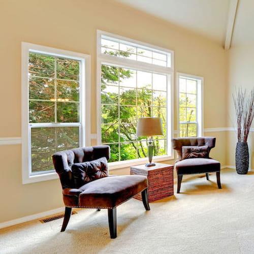 Colore avorio per pareti abbinamenti per tutta la casa for Pareti salone