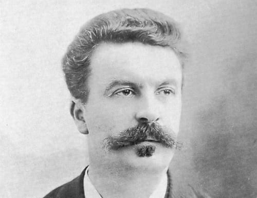 Guy de Maupassant : Biographie
