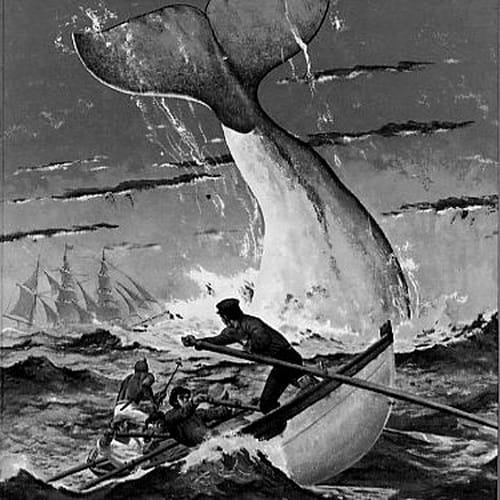 14 novembre 1851 : Parution de Moby Dick
