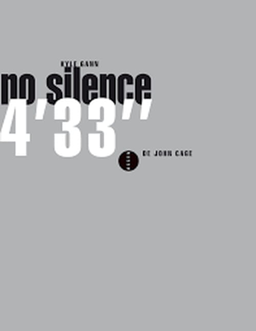John Cage : Enjoy the silence !