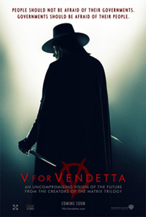 """V for Vendetta"", ou comment massacrer l'oeuvre d'Alan Moore"