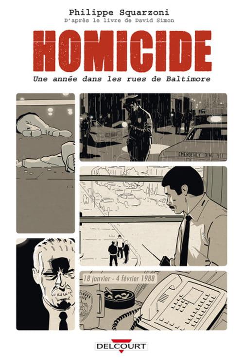 Homicide, de la beauté du roman graphique