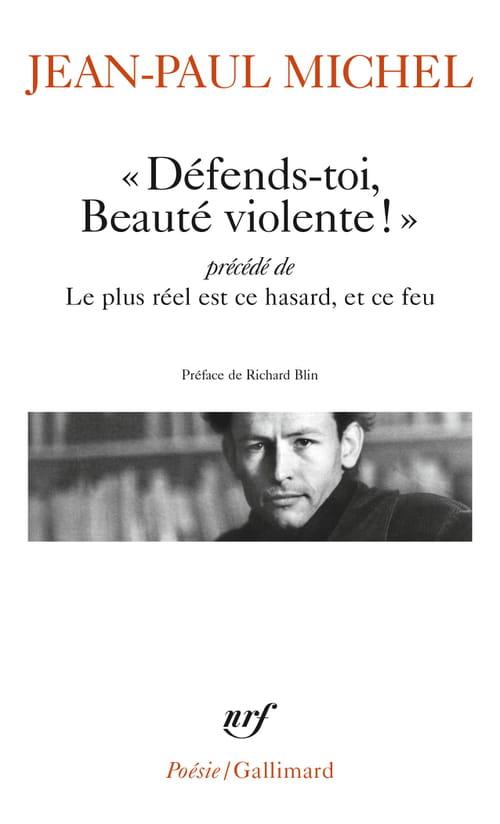 Jean-Paul Michel, le poète qui embrasse les livres
