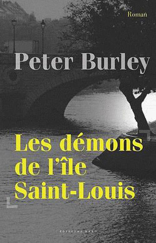 Les démons de l'île Saint-Louis,  une enquête journalistique sur les bords de Seine