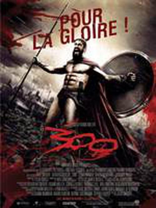 """""""300"""" ou la bataille des Thermopyles adaptée de Franck Miller"""