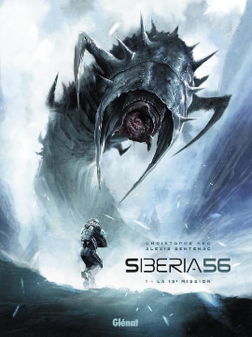 Siberia56, tome 1 : la 13e mission,