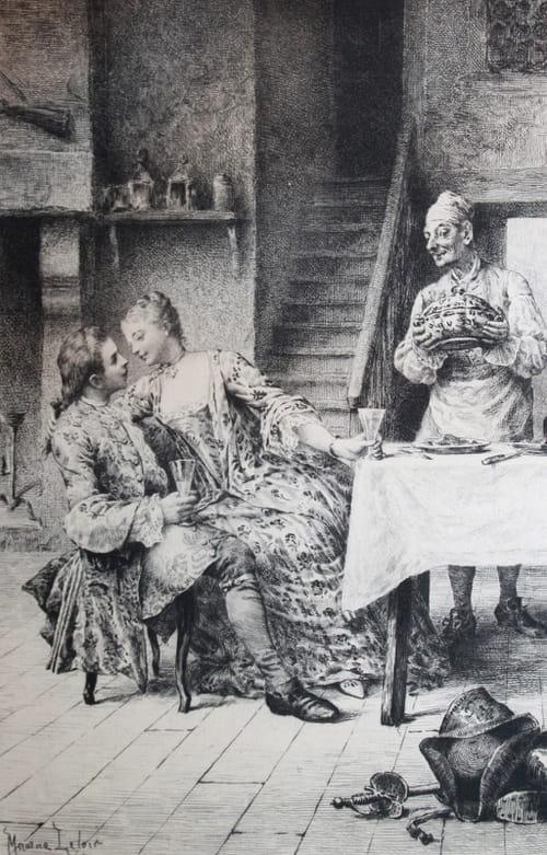 Manon Lescaut de l'abbé Prévost : Résumé