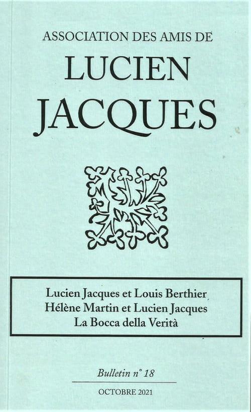 Bulletin Lucien Jacques – numéro 18