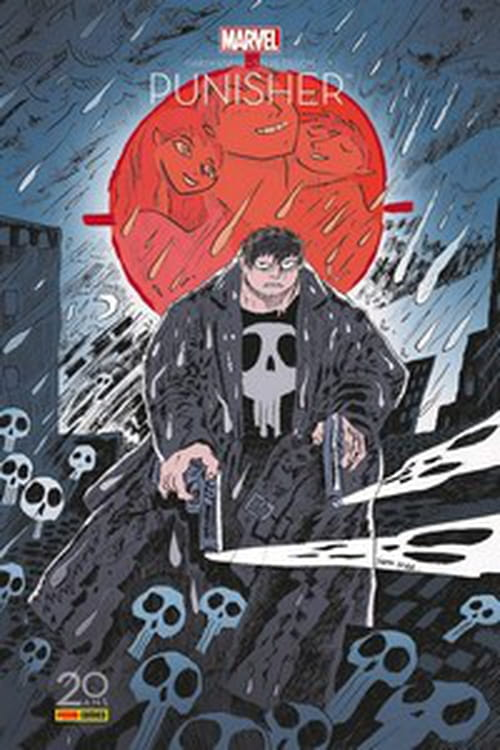Punisher – Édition 20 ans : sale boulot