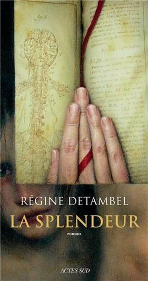 «Dans le livre, pas de mort»: Régine Detambel, «La Splendeur»