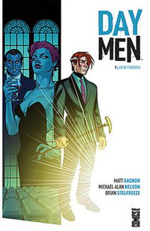 Day Men, tome 1 – Lux In Tenebris