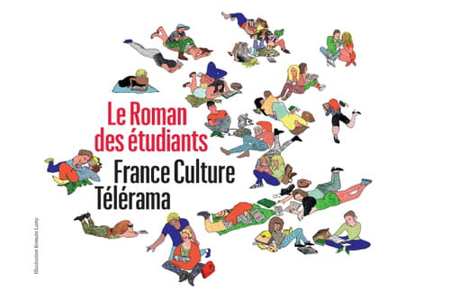 Prix du Roman des étudiant-e-s France Culture - Télérama 2015