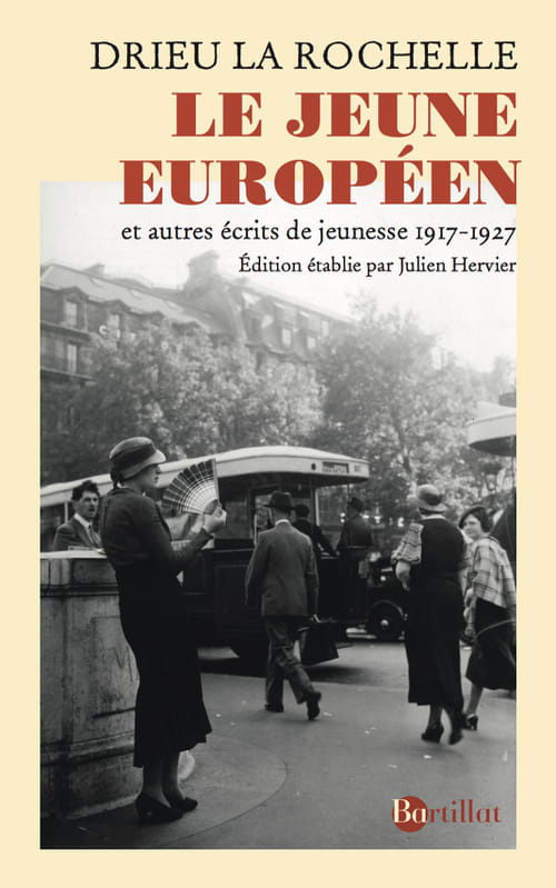 Le jeune européen et autres écrits de jeunesse