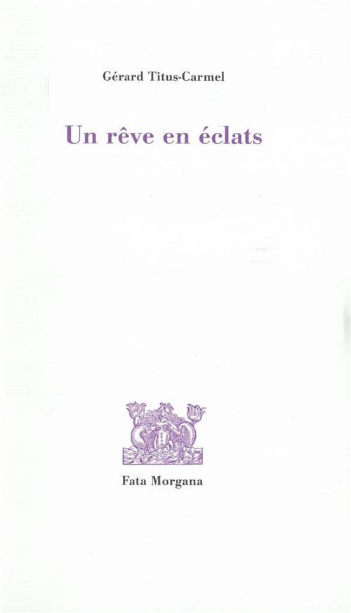 Gérard Titus-Carmel en immersion profonde