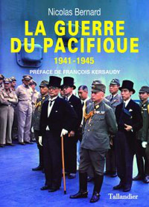 La guerre du Pacifique, sur l'autre rive de la seconde guerre mondiale