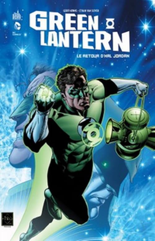 Green Lantern – Le Retour d'Hal Jordan