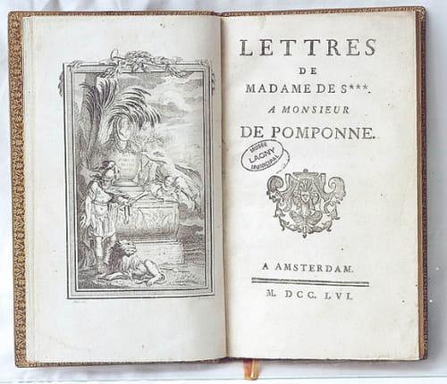 Lettres de Madame de Sévigné : Résumé