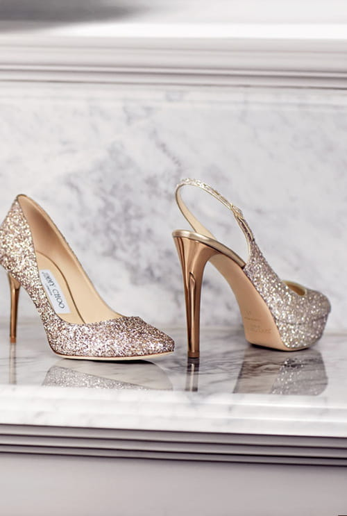 أحذية جيمى شو للعروس 2016