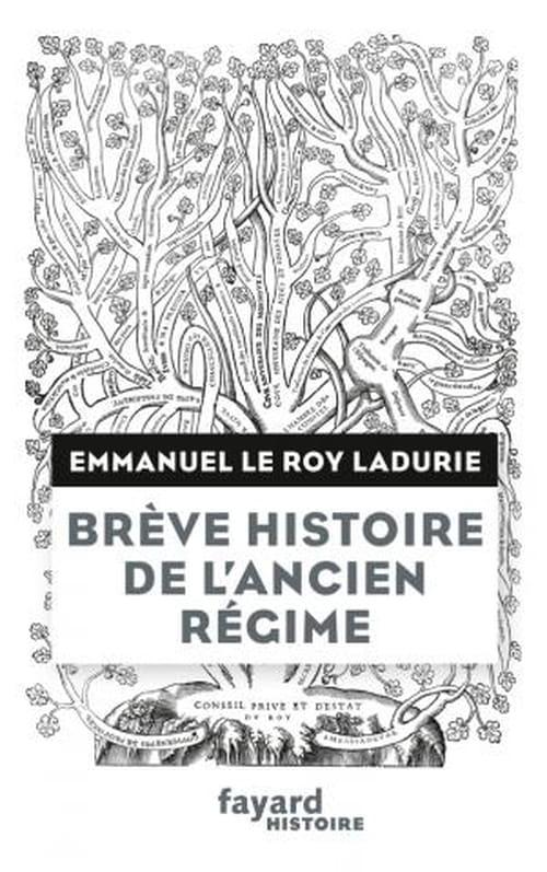 Brève histoire de l'Ancien Régime, une introduction utile