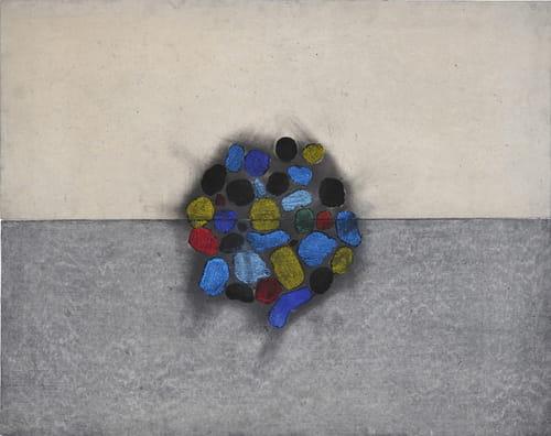 Lee Jin Woo, peindre à l'écart du monde