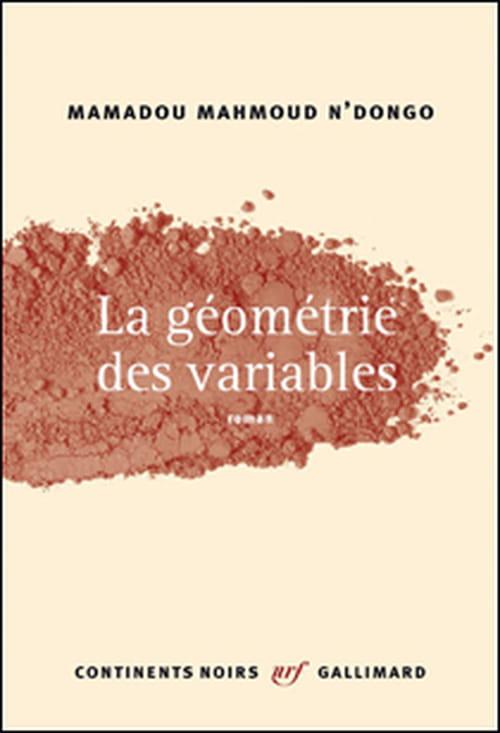 """Monsieur Météo, Mamadou Mahmoud N'Dongo et """"La géométrie des variables"""""""