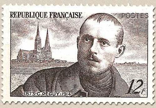 Éphéméride - 5 septembre 1914 : Décès de Charles Péguy