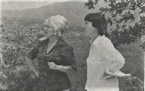 Hélène Martin, ses amis, ses amours