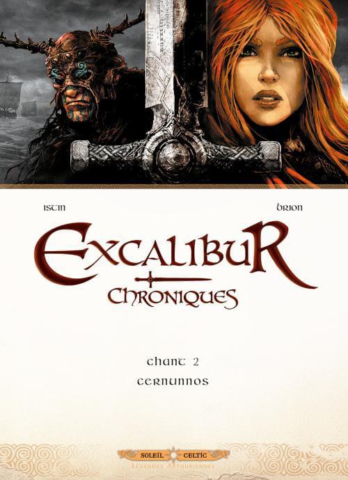 Excalibur - chroniques 2 ou le drame excellent qui se serait passé d'un emprunt