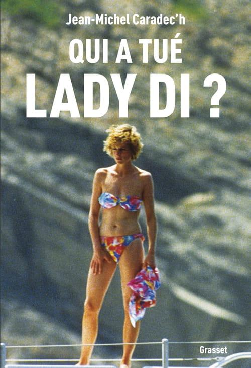 Jean-Michel Caradec'h. Extrait de: Qui a tué Lady Di?
