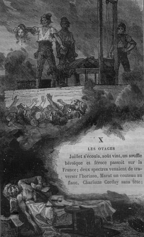 Quatrevingt-treize, de Victor Hugo : Résumé