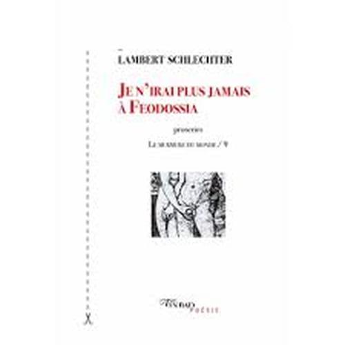 Lambert Schechter : aller-retour et va-et-vient