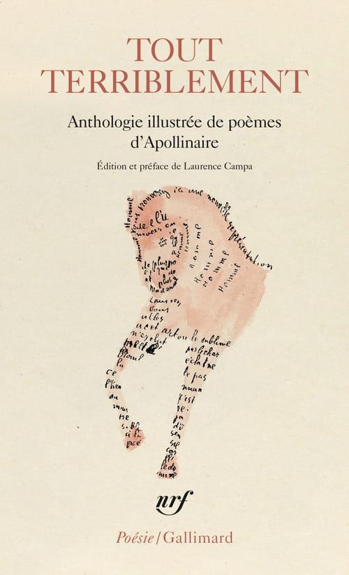 Tout terriblement : la poésie de Guillaume Apollinaire