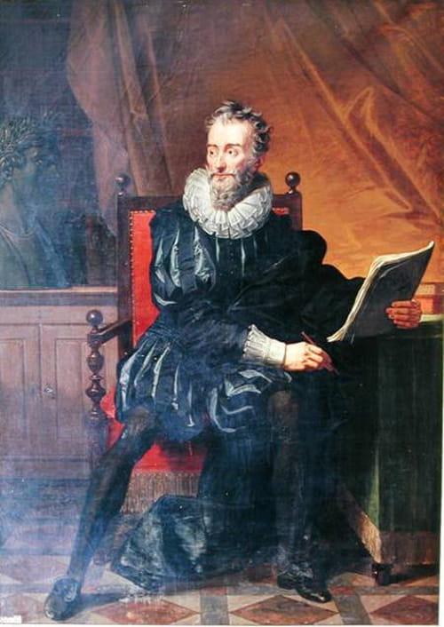 François de Malherbe : Biographie