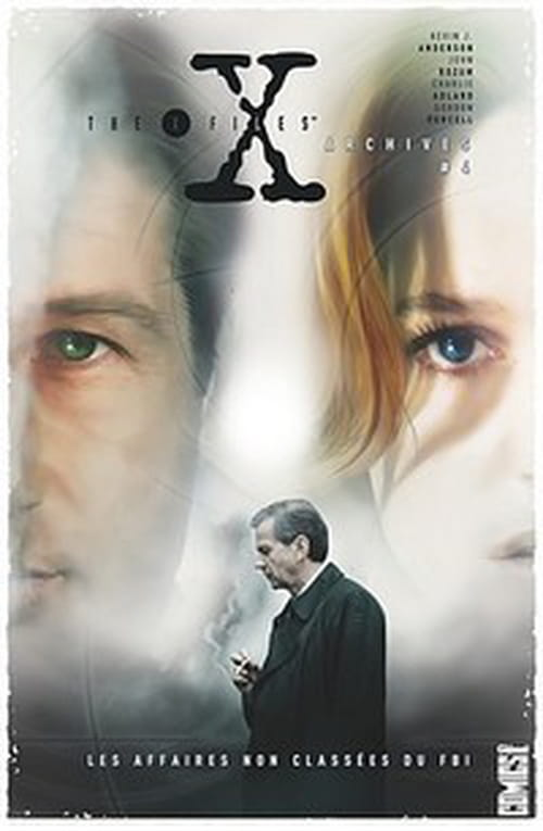 The X-Files Archives, tome 4 – Les affaires non classées du FBI