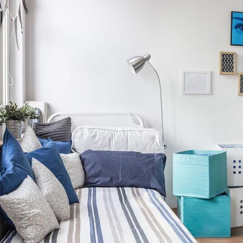 Misure letto singolo standard o over size - Misure letto singolo ...