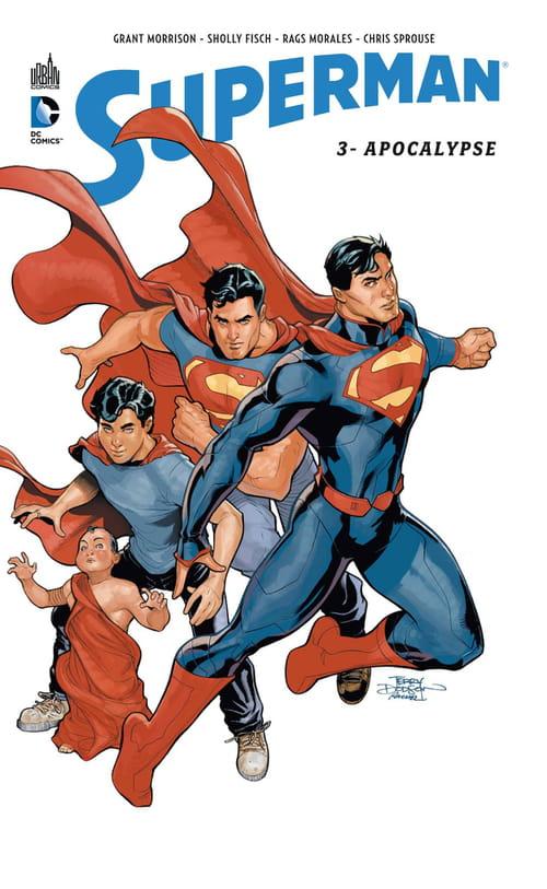 """""""Action comics tome 3"""", la virtuosité peut décevoir"""