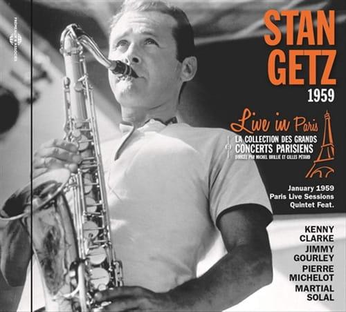 Stan Getz, Tamia Valmont, Christophe Lier : Le jazz, kaléidoscopique…