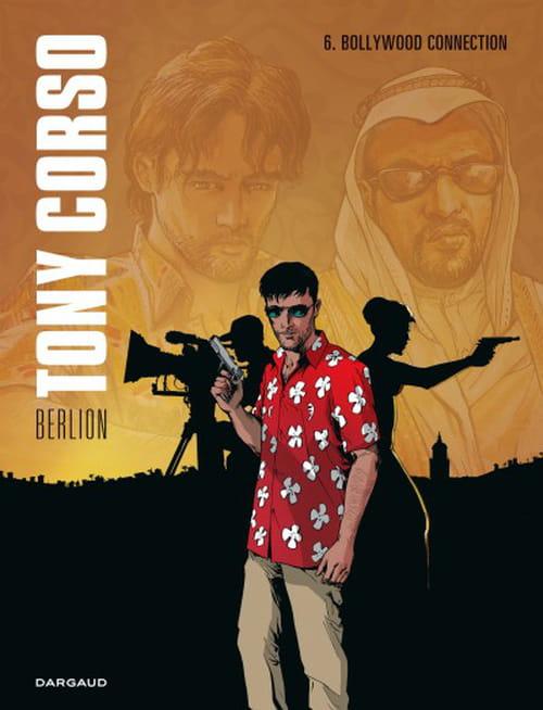 Tony Corso mène une enquête classique sur Bollywood au soleil méditerranéen