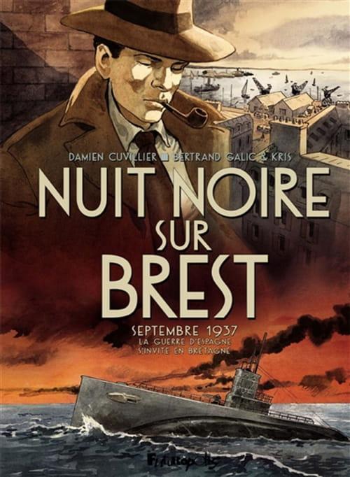 Nuit noire sur Brest, Thriller rétro breton