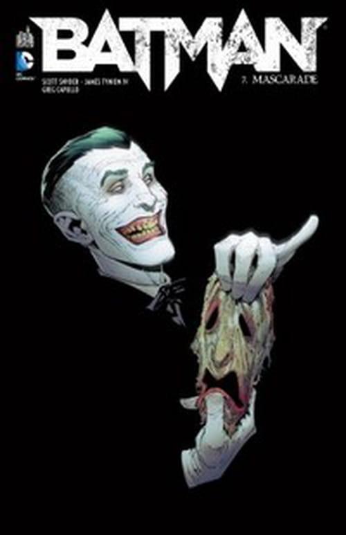 Batman, tome 7 – Mascarade