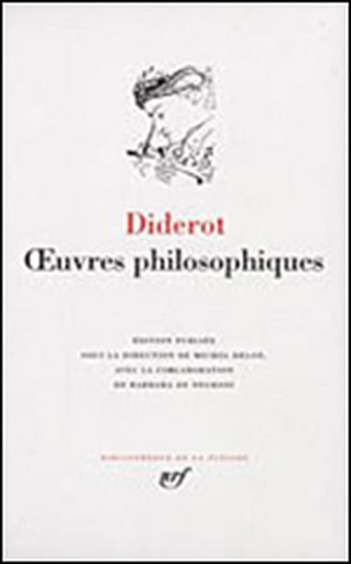 """Avec les """"Œuvres philosophiques"""" de Diderot dans la Pléiade, savourez la pluralité des points de vue"""