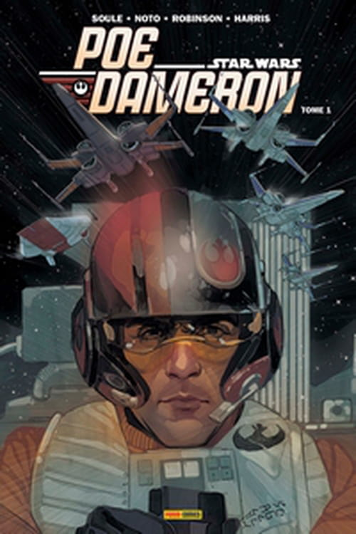 Star Wars – Poe Dameron, tome 1 – L'Escadron black